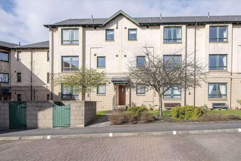 2 Bedrooms Apartment Flat for sale in 31 Colville Gardens, Alloa FK10 1DU
