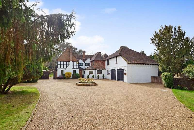 5 Bedrooms Detached House for sale in Wyndham Lea, West Chiltington, West Sussex, RH20