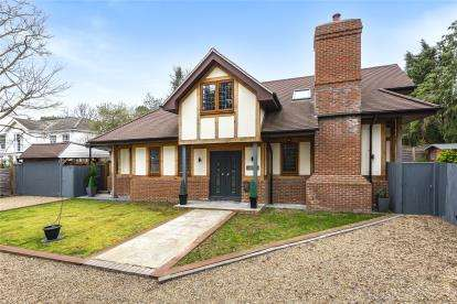 5 Bedrooms Detached House for sale in Woodlands Close, Bromley