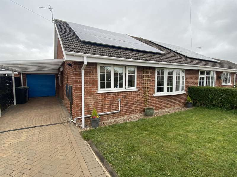 2 Bedrooms Bungalow for sale in Albany Road, Louth, LN11 8ET