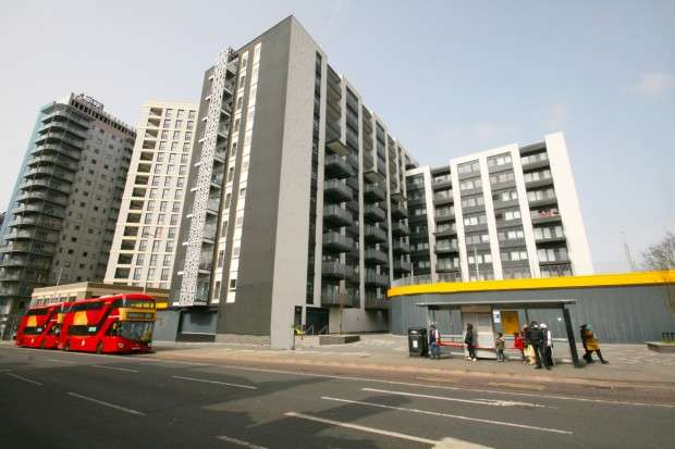 1 Bedroom Apartment Flat for sale in Valentines House, 51-69 Ilford Hill, Ilford, IG1