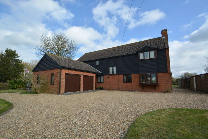 5 Bedrooms Detached House for sale in St. James Lane, St. James South Elmham