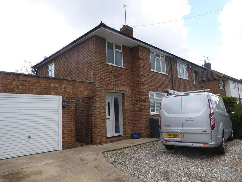3 Bedrooms Semi Detached House for rent in Fairholme, Putnoe, MK41