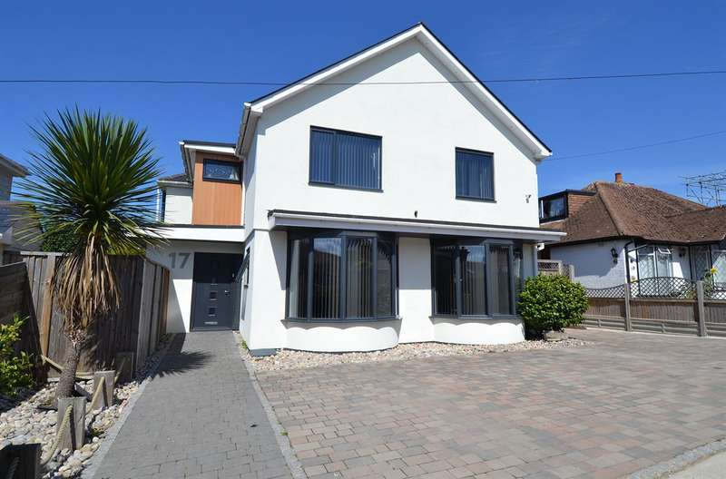 5 Bedrooms Detached House for sale in Thurston Park, Whitstable