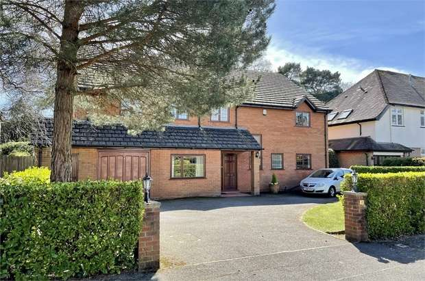 5 Bedrooms Detached House for sale in Cawdor Road, Talbot Woods, Bournemouth