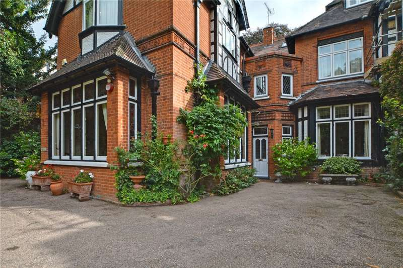2 Bedrooms Flat for sale in Kemnal Road, Chislehurst, BR7