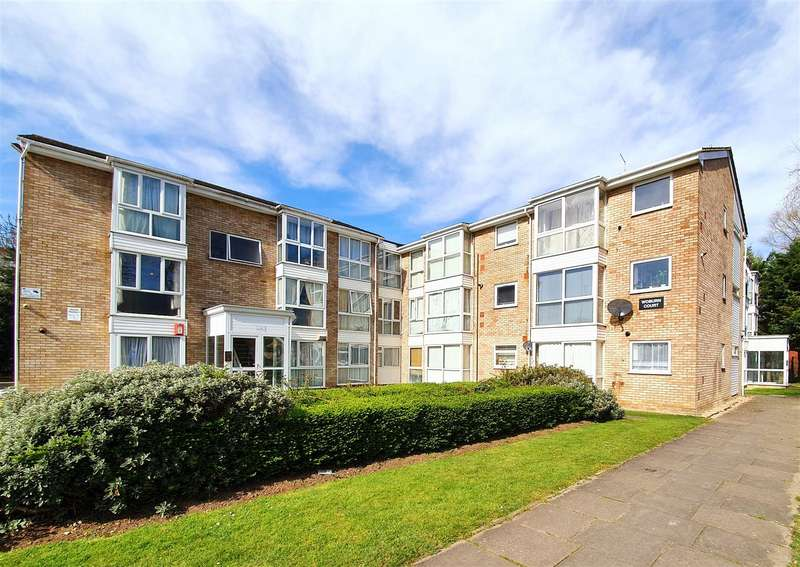 1 Bedroom Flat for rent in Woborn Court, Luton