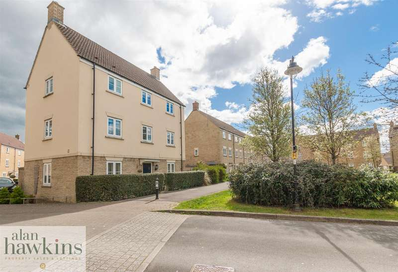 4 Bedrooms Detached House for sale in Linnet Road, Calne SN11 9