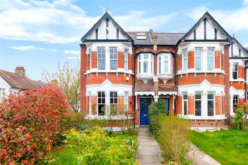 4 Bedrooms End Of Terrace House for sale in Lancaster Avenue, West Norwood, London, SE27