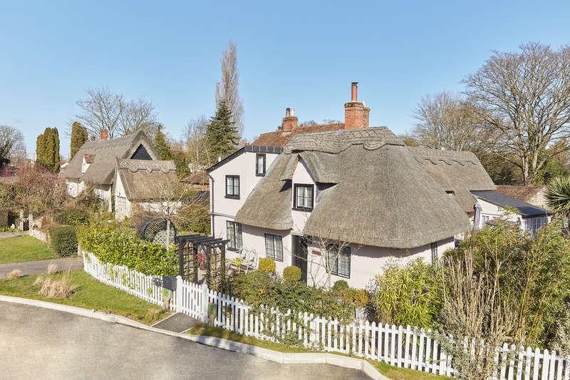 3 Bedrooms Detached House for sale in Chapel Road, Ridgewell, Halstead
