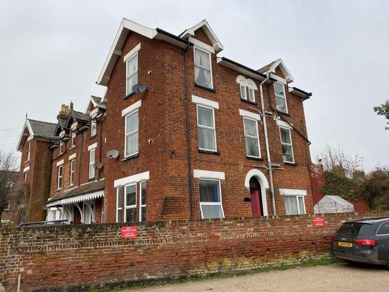 Block Of Apartments Flat for sale in Flats 1,2 & 3 37 Norwich Road, Dereham, Norfolk
