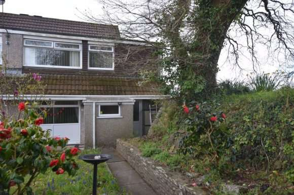 4 Bedrooms Semi Detached House for sale in Torbridge Close, Saltash