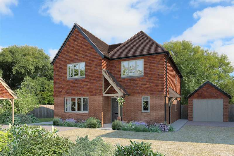 4 Bedrooms Detached House for sale in Forest Road, Liss, GU33