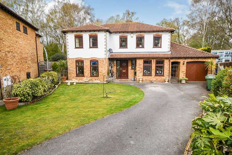 4 Bedrooms Detached House for sale in Burghley Road, Lincoln, Lincolnshire, LN6