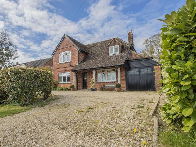3 Bedrooms Detached House for sale in Old London Road, Benson, Wallingford, OX10
