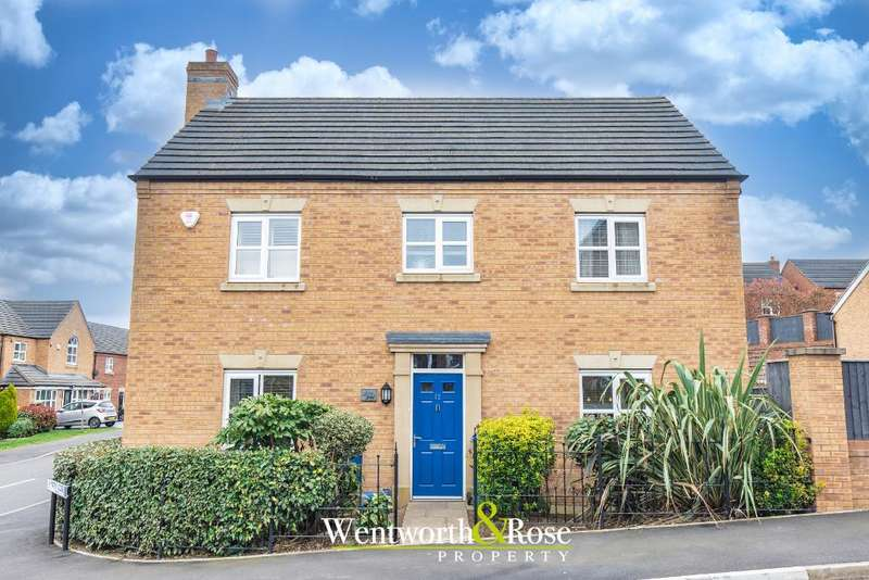 4 Bedrooms Detached House for sale in Ditta Drive, Oldbury, Birmingham, B69 2GN