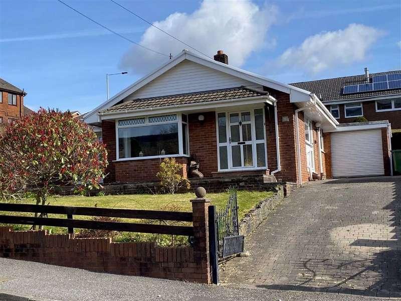 4 Bedrooms Detached Bungalow for sale in Birch Grove, Landare, Aberdare, Mid Glamorgan