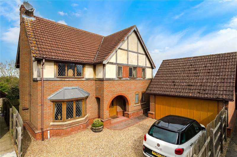 4 Bedrooms Detached House for sale in Saltersway, Threekingham, Sleaford, Lincolnshire, NG34
