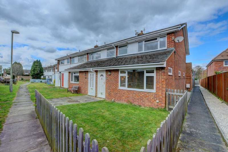 3 Bedrooms End Of Terrace House for sale in Ravensmead, Chinnor