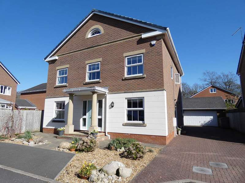6 Bedrooms Detached House for sale in Beechwood Close, Hastings Point, Lytham