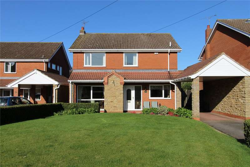3 Bedrooms House for sale in Crapple Lane, Scotton, Lincolnshire, DN21