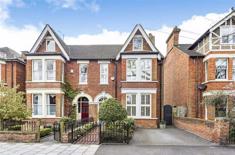 5 Bedrooms Semi Detached House for sale in Bushmead Avenue, Bedford