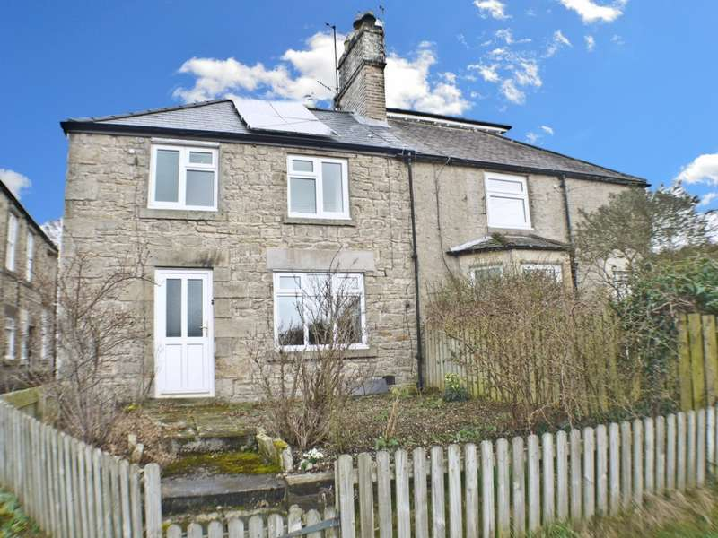2 Bedrooms Cottage House for sale in Cherryburn Cottages, Mickley, NE43