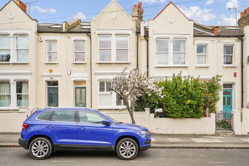 4 Bedrooms Terraced House for sale in Haydon Park Road, Wimbledon
