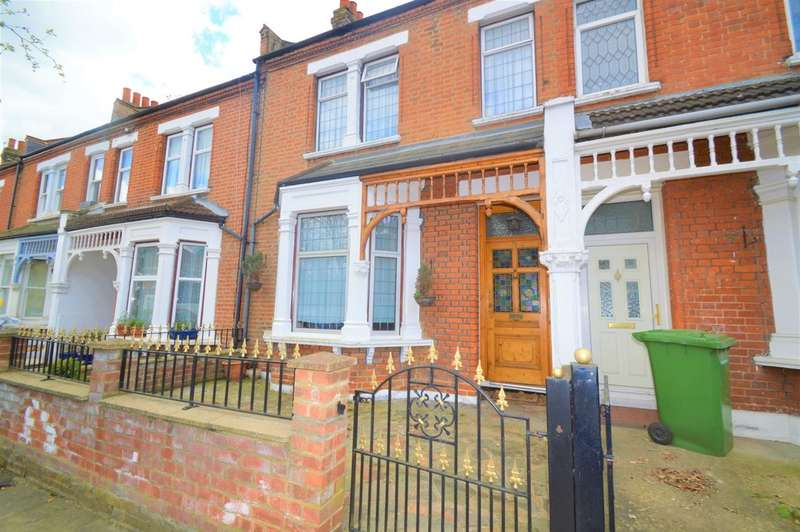 3 Bedrooms Terraced House for sale in Macoma Road, Plumstead, SE18 2QL