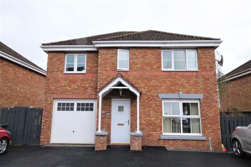 5 Bedrooms Detached House for sale in Garnqueen Crescent, Glenboig, Coatbridge