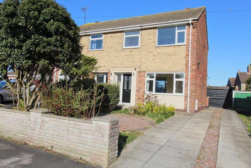 3 Bedrooms Semi Detached House for sale in St. Nicholas Drive, Hornsea