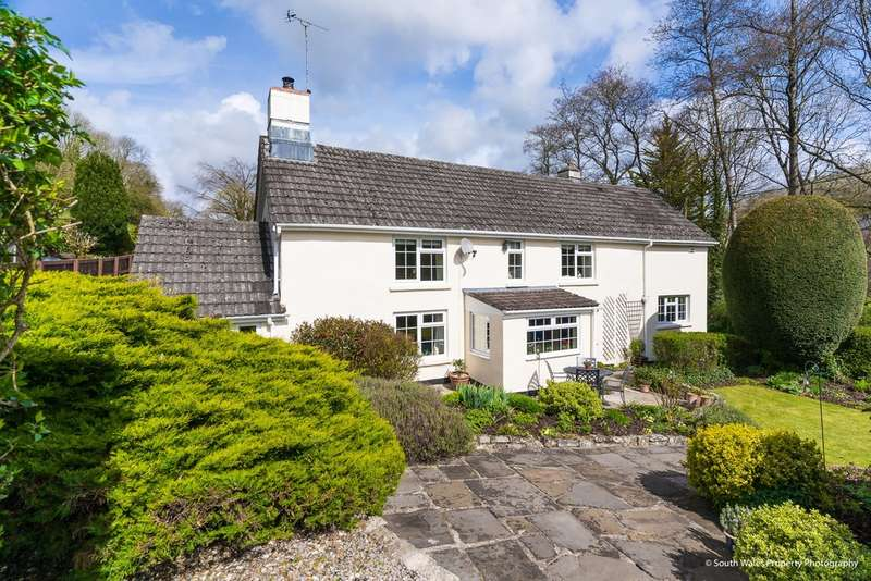 3 Bedrooms Detached House for sale in Llancarfan, Vale Of Glamorgan, CF62 3AD