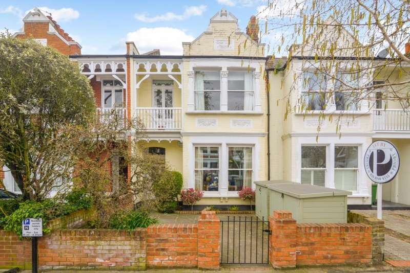 5 Bedrooms House for sale in Pagoda Avenue, Kew, TW9