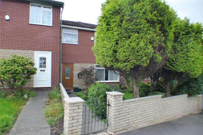 3 Bedrooms Terraced House for sale in Denton Lane, Chadderton, Oldham, Greater Manchester, OL9