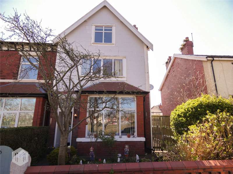 4 Bedrooms End Of Terrace House for sale in Albert Road, Lytham St. Annes, FY8