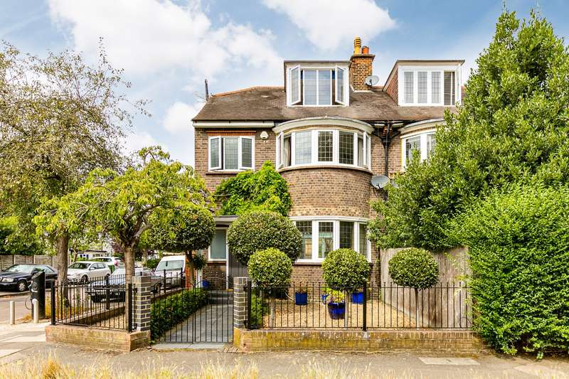 4 Bedrooms House for sale in Vine Road, Barnes, London, SW13
