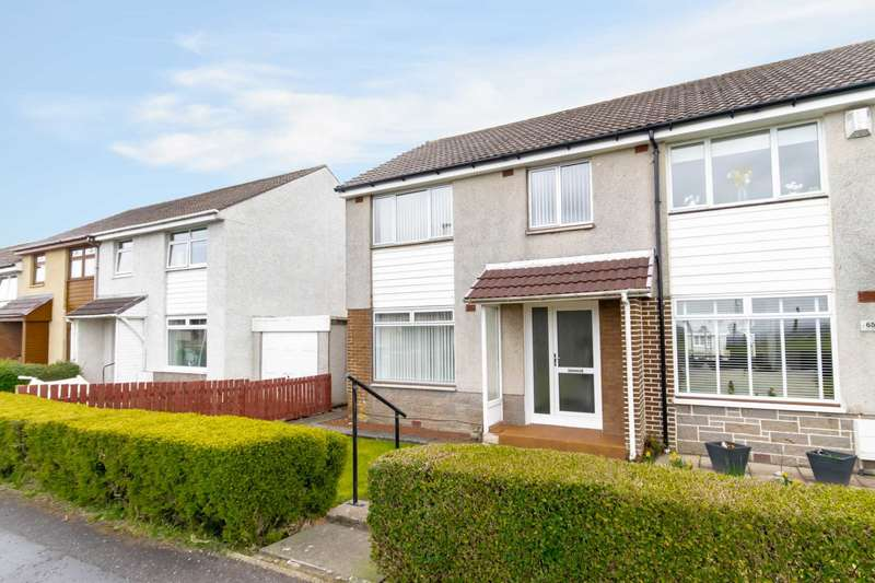 3 Bedrooms End Of Terrace House for sale in Spencer Drive, Paisley, PA2 0TX