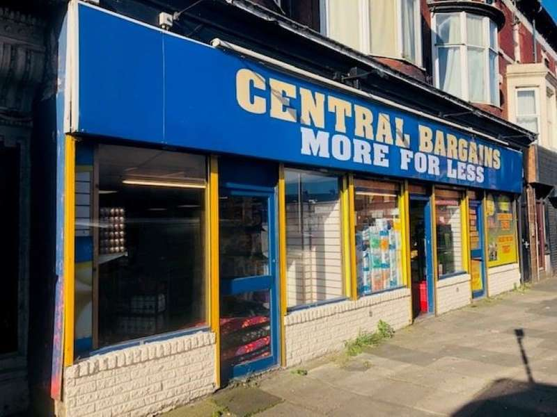 Commercial Property for sale in 163-167 Central Drive, Blackpool, Lancashire