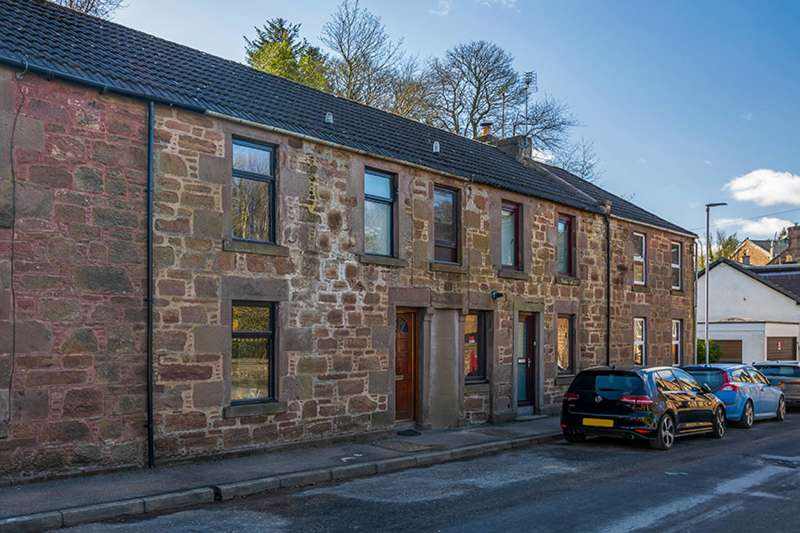 3 Bedrooms Terraced House for sale in Monboddo Street, Auchenblae, Laurencekirk, AB30 1XQ
