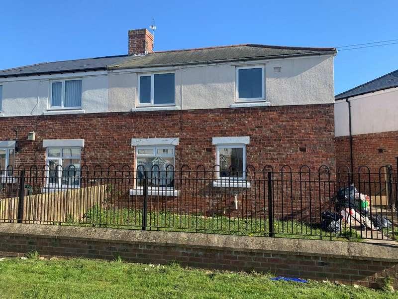 3 Bedrooms Semi Detached House for sale in Hilda Close, Gilesgate, Durham