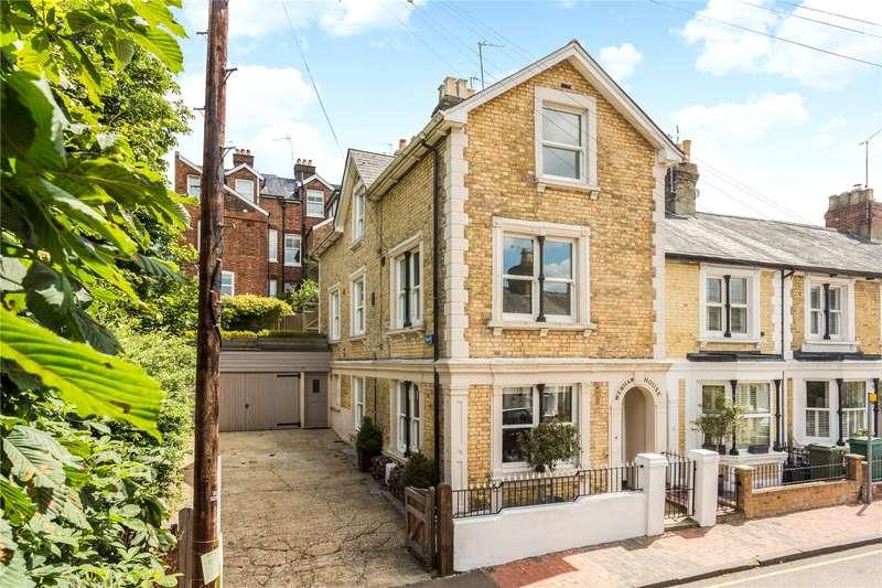5 Bedrooms Mews House for sale in Mountfield Road, Tunbridge Wells, Kent, TN1