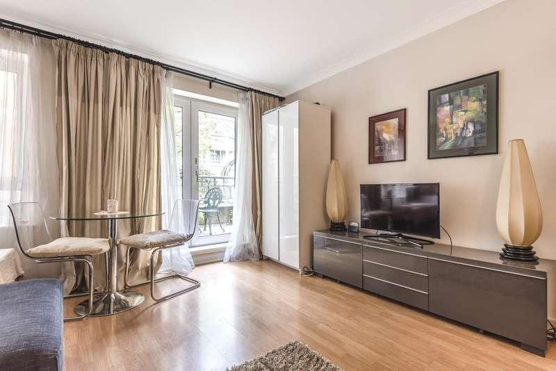 1 Bedroom Flat for sale in Hunter Lodge, London, W9