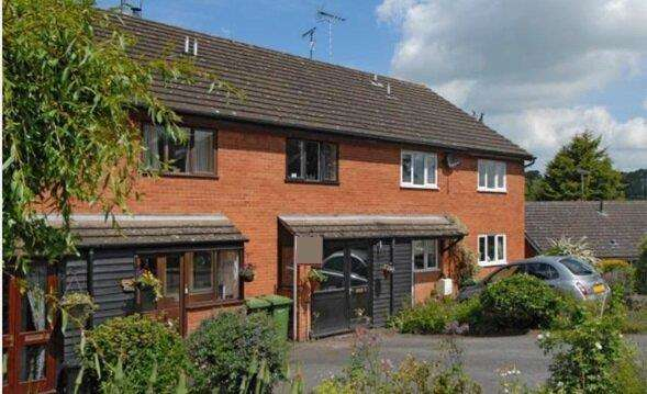 2 Bedrooms Terraced House for sale in Kington, Herefordshire, HR5