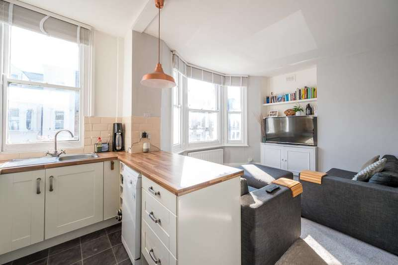 2 Bedrooms Flat for sale in Brailsford Road, Brockwell Park, SW2