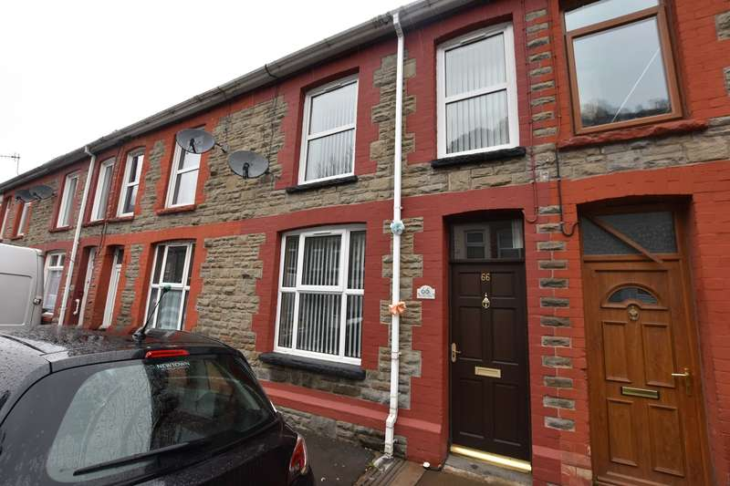 3 Bedrooms Terraced House for sale in Meadow Street, Llanhilleth, Abertillery, NP13