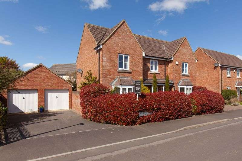 4 Bedrooms Property for sale in Rowde, Devizes, Wiltshire, SN10 2AH