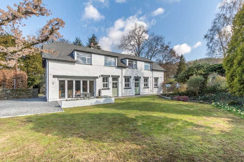 4 Bedrooms Detached House for sale in The Coach House, Haverthwaite