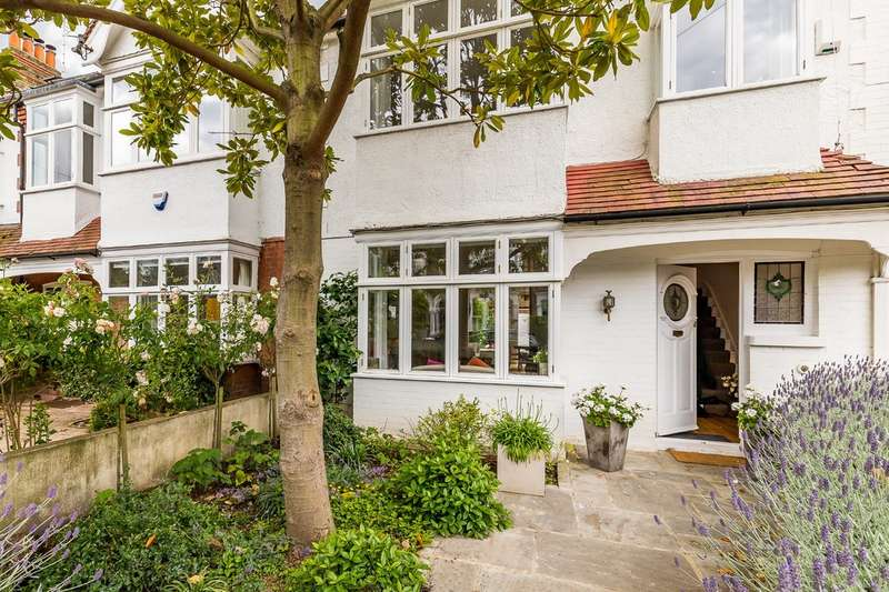 3 Bedrooms End Of Terrace House for sale in Elm Bank Gardens, Barnes