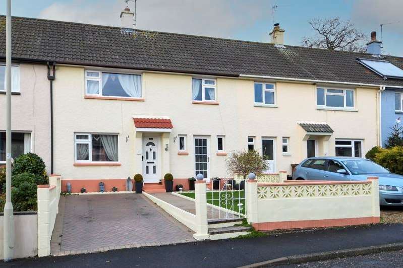 3 Bedrooms Property for sale in Hunters Way, Culmstock, Cullompton, EX15 3HJ