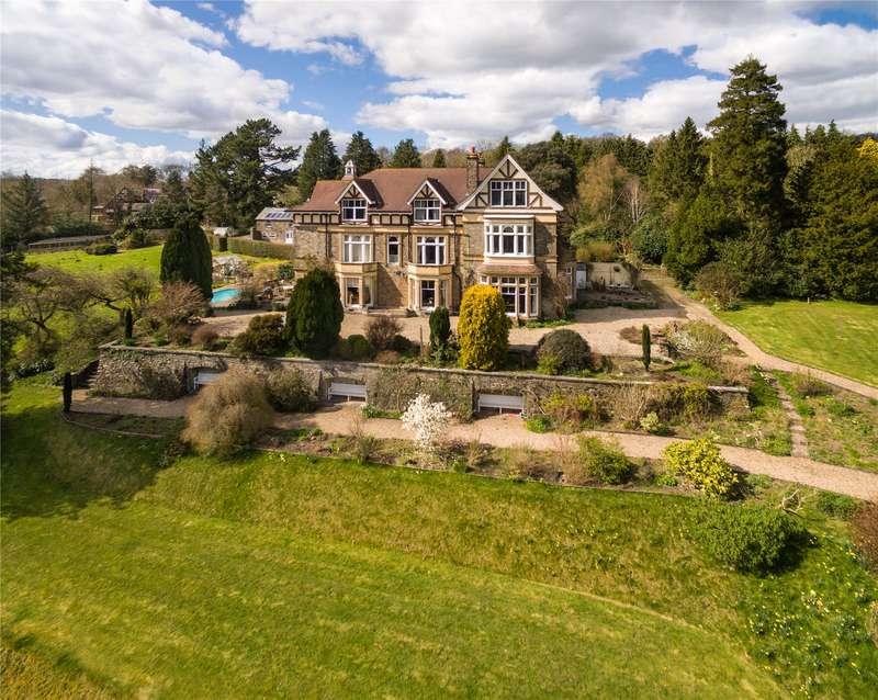 6 Bedrooms Detached House for sale in Wonham, Bampton, Tiverton, Devon